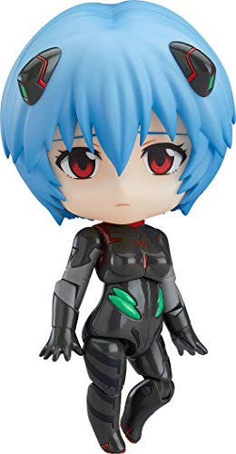 Rei Ayanami Nendoroid Figurine Plugsuit Ver.