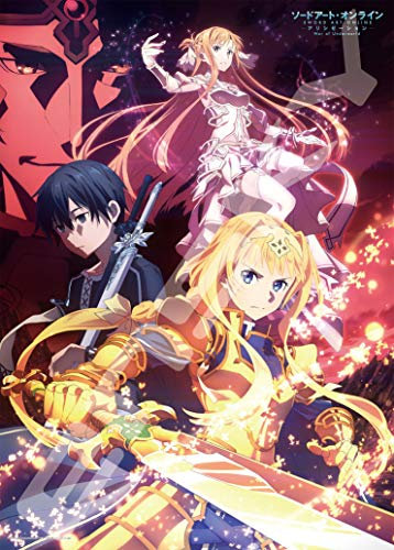 Puzzle Sword Art Online War of Underworld 500 pièces