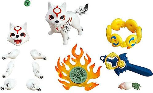 Okami Amaterasu DX Figurine Nendoroid