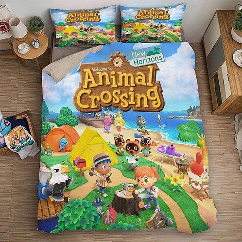 Animal Crossing Duvet Covers