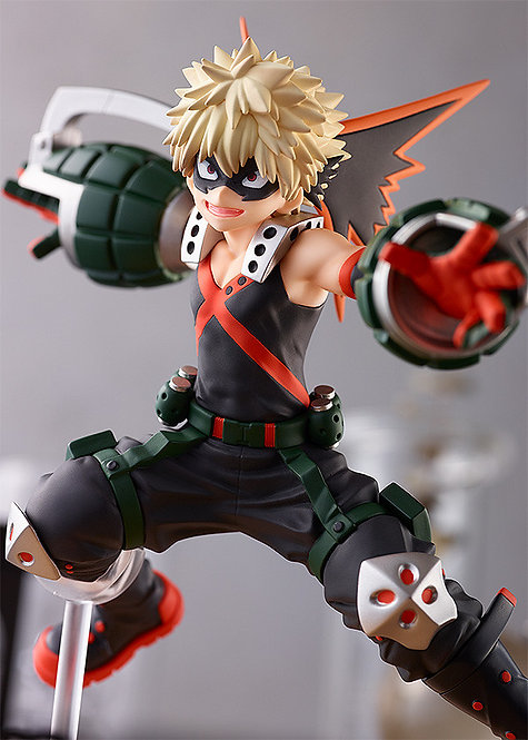 Katsuki Bakugo: Hero Costume Ver. Figurine POP UP PARADE