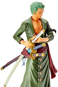 Roronoa Zoro Figurine Grandista -THE GRANDLINE MEN-
