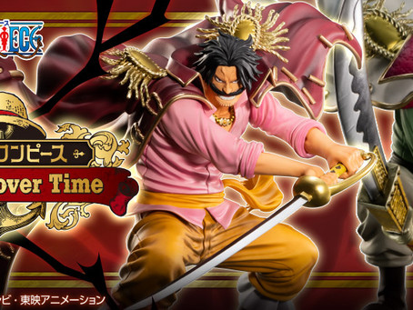 """Tirage Ichiban Kuji exceptionnel One Piece """"Legends Over Time"""""""