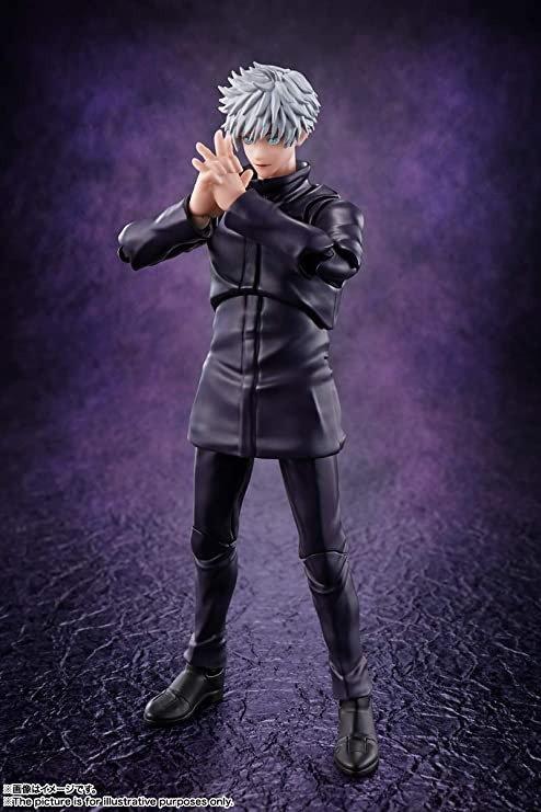 Satoru Gojo Figurine SH Figuarts