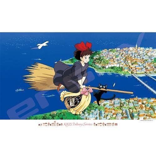 Puzzle Ghibli Kiki la petite sorcière 1000 pièces