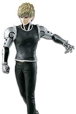 Genos Figurine DXF -Premium Figurine-