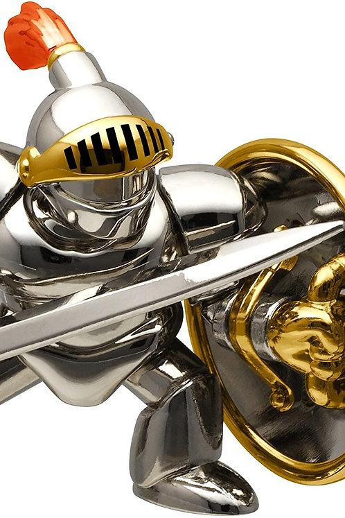 Metallic Monsters Gallery Wandering Armor Figurine