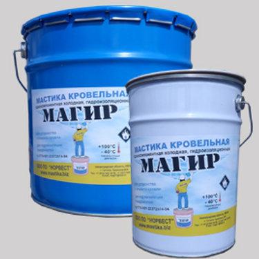 Мастика кровельная полимерная Магир ( 20 кг)