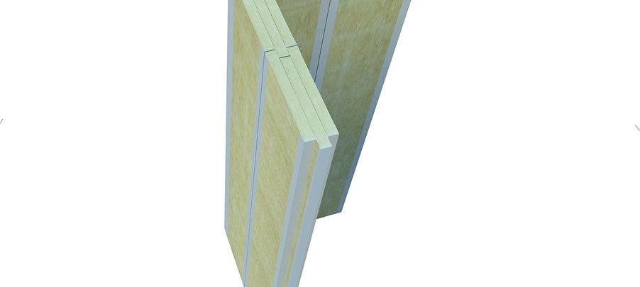 Стеновые модули ВекЧел для быстровозводимых домов