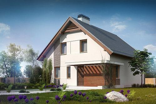 Домокомплект 159 кв.м.