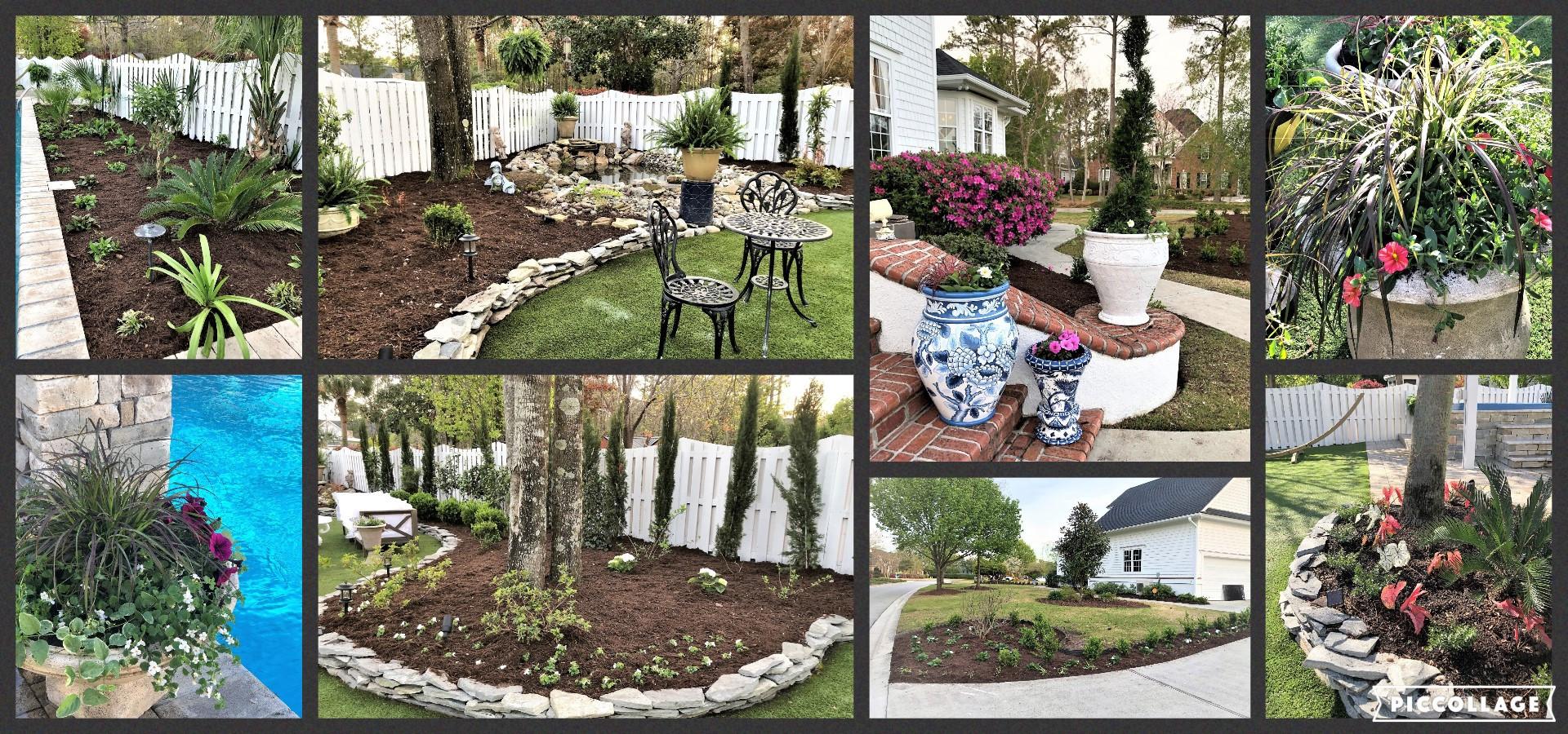 A gorgeous home deserves a gorgeous yard!