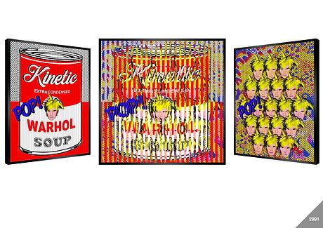 Rubinstein_Oeuvre_Cinétique_Peinture_Pop
