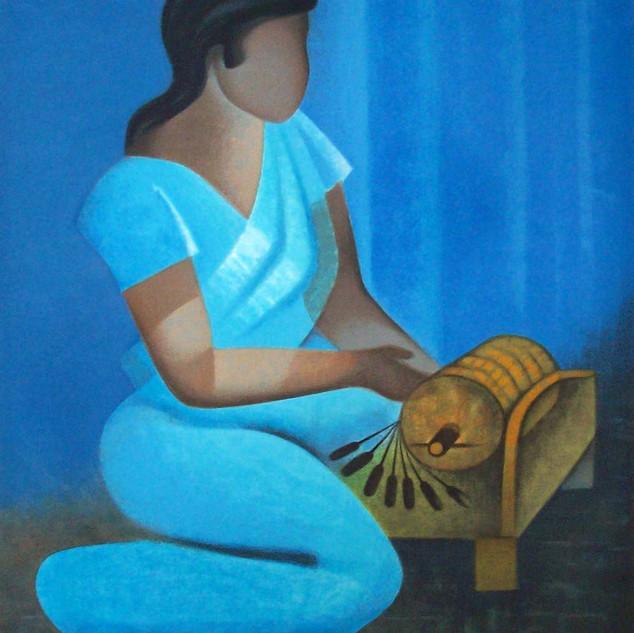 Harmonie bleue