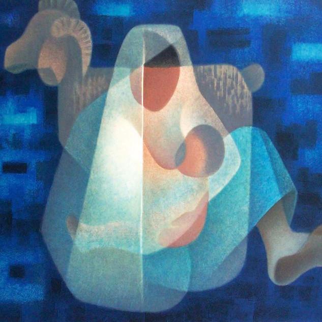 Maternité au bélier