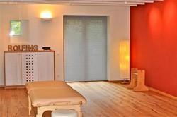 der Behandlungsraum in Ingolstadt