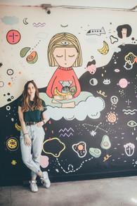 Mural Selina Medellín
