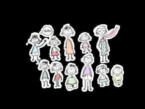 Miquitos family