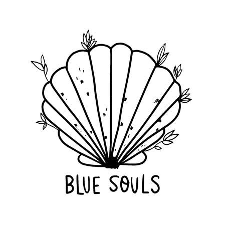 Logo Blue Souls