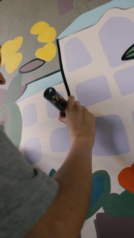 Proceso mural