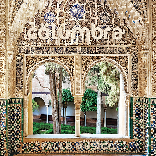 Columbra CD by Valle Musico