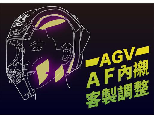 AF內襯調整系統