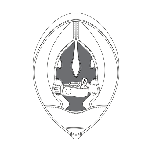 CORSA R 頭頂襯