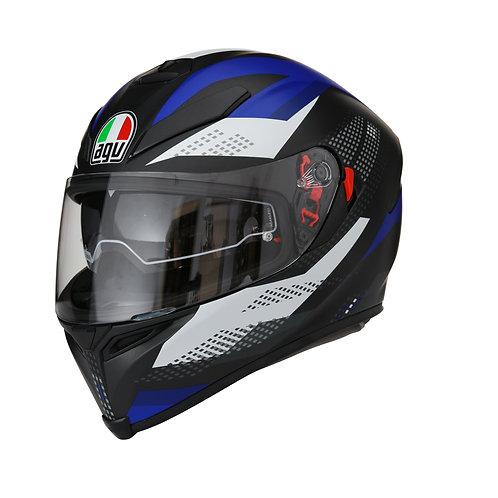 K5 S Marble 黑藍
