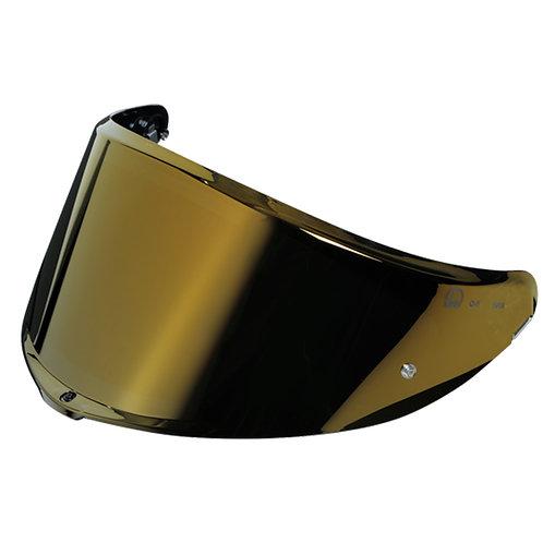 GT3 護目鏡片 電鍍金
