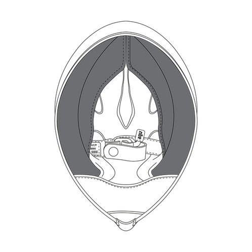 CORSA R 頰襯
