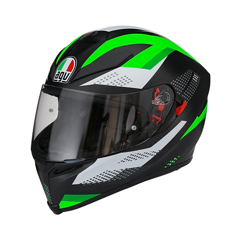 K5 S Marble 黑綠