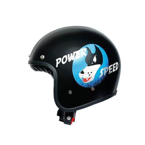 AGV X70 Power speed pure 小狼