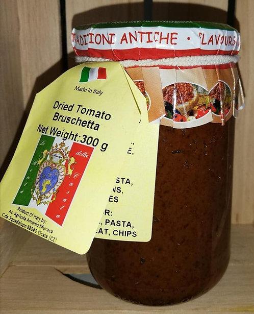 Bruschetta al Pomodoro(Calabrian Tomato Bruschetta)