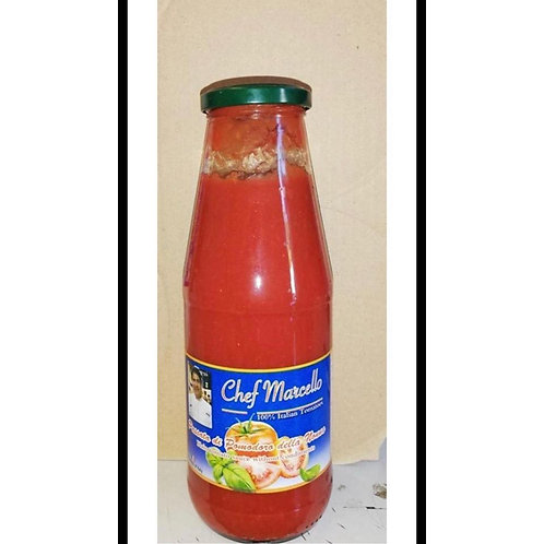 Passata Di Pomodoro Nonna Tomato Sauce Puree Calabria