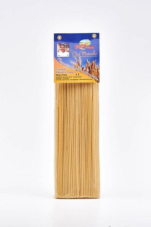 Spaghetti Trafilati al Bronzo (Bronze Die cut)