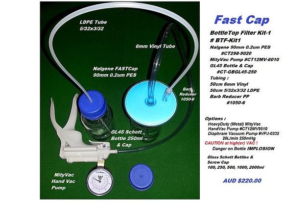 FASTCap Filtration System Kit-1