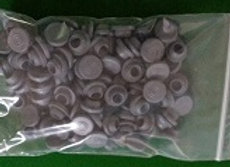 20mm ChloroButyl Stoppers, 100-pk
