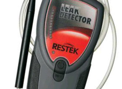 Leak Detector V Includes Carrying Case Universal Plug A/C Adaptor & Manual,each