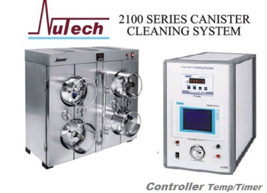 Air Canister Cleaning System