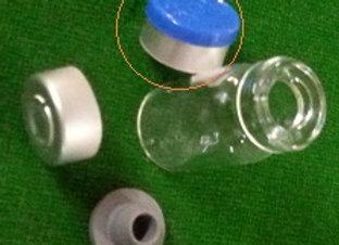13mm West Pharmaceutical Flip Off Seal Vial Caps Blue,each(100-pk)