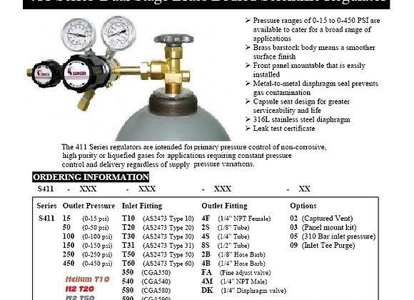 DualStage Pressure Regulator