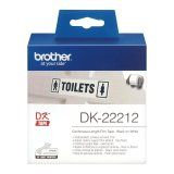 Brother DK-22212 Continuous length paper label