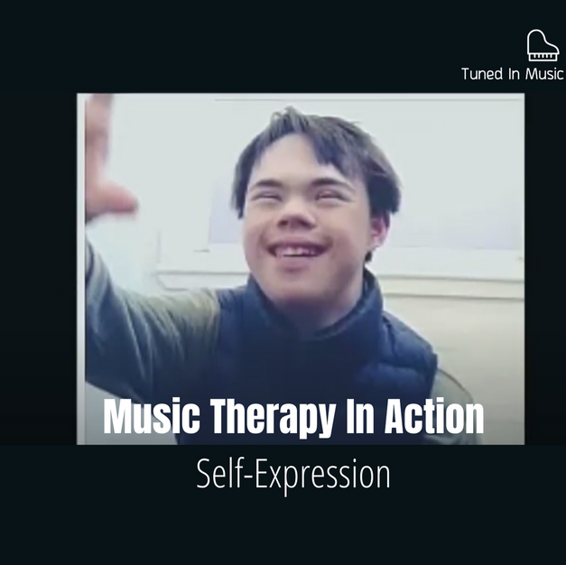 Music Therapy - Self-expression