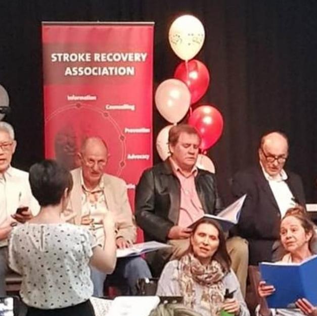 Therapeutic Singing & Stroke