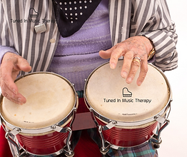 Individual Music Therapy for dementia