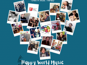 Happy world music therapy day