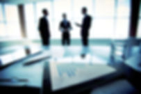 reunión de negocios servicios legales