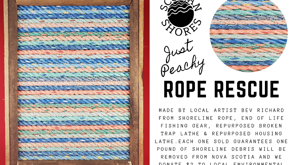 Just Peachy Rope Rescue