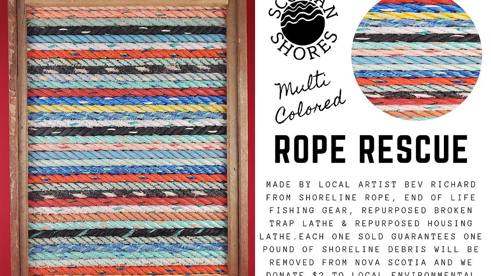 Multi-Colored Rope Rescue