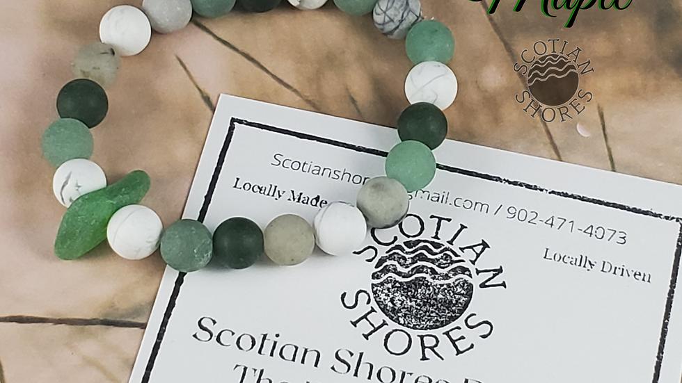 Green Maple Scotian Shores Bracelet