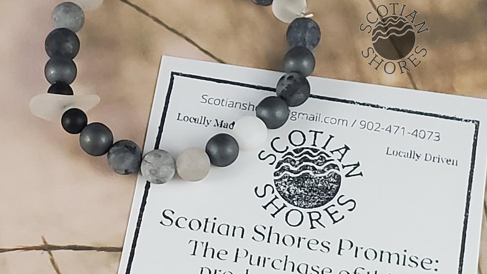 Great White Scotian Shores Bracelet